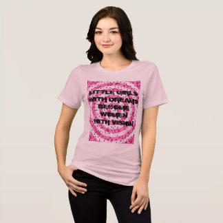 Camiseta Meninas com sonhos