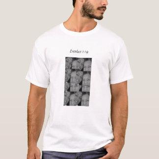 Camiseta Meninas da capa, a entrega