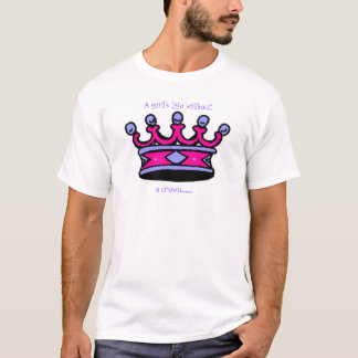Camiseta Meninas da representação histórica