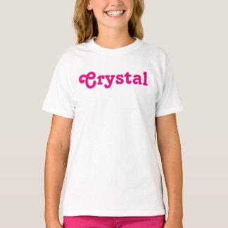 Camiseta Meninas da roupa de cristal