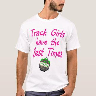 Camiseta Meninas da trilha