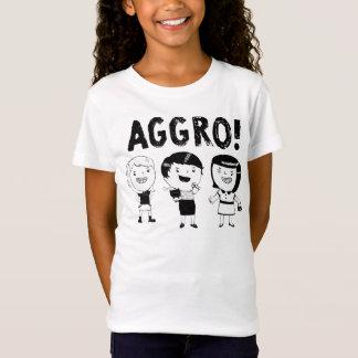 Camiseta Meninas do AGGRO