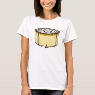 Camiseta Meninas do pote da vasilha de barro