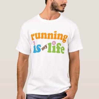 Camiseta Meninas do presente do corredor