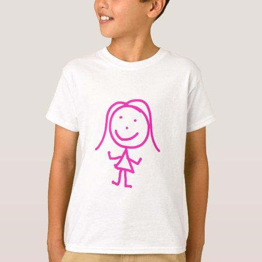 Camiseta Menininha 001