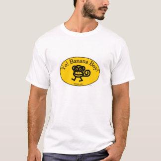 Camiseta Menino da banana de Yo