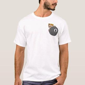 Camiseta Menino da cremalheira