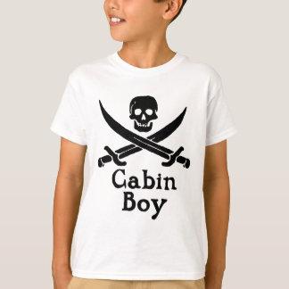 Camiseta Menino de cabine