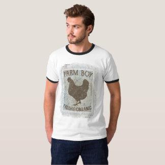 Camiseta Menino de fazenda