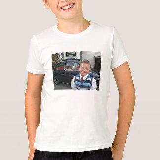Camiseta Menino de Fiat 500