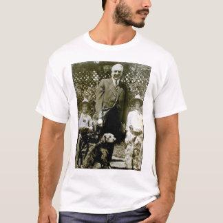 Camiseta Menino de Harding e de Laddie