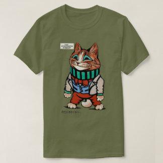 Camiseta Menino do gato, Louis Wain