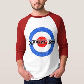 Camiseta Menino Lambretta do patinete
