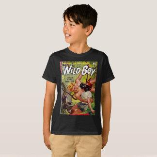 Camiseta Menino selvagem ao salvamento