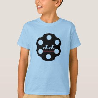 Camiseta Meninos nascidos para ser parte de AATC