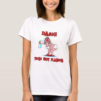 Camiseta Menopausa engraçada