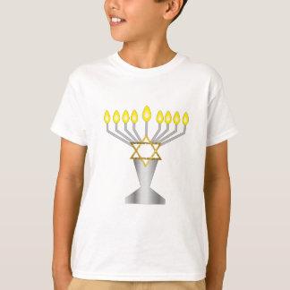 Camiseta Menorah