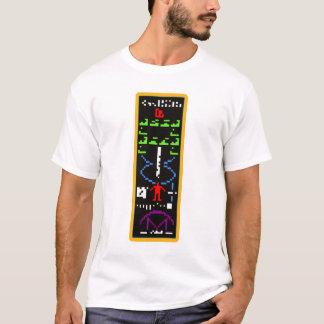Camiseta Mensagem da alienígena de Arecibo M13