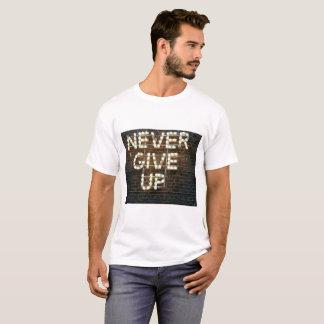 Camiseta Mensagem inspirada