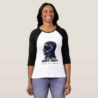 Camiseta mente do dacy davy
