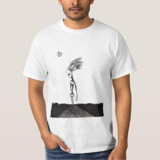 Camiseta Mente forte, corpo frágil