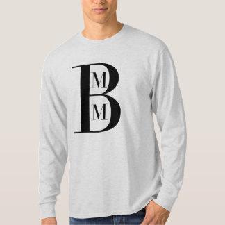 Camiseta Mente misturada da raça