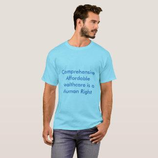 Camiseta Mentes progressivas - cuidados médicos