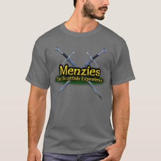 Camiseta Menzies o clã escocês da experiência