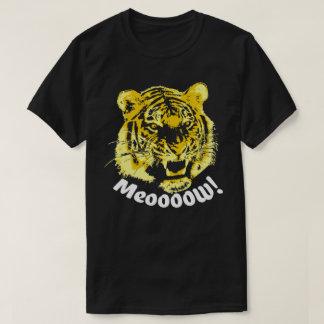 Camiseta Meow alfa do tigre