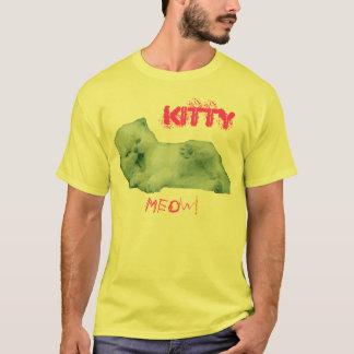 Camiseta Meow do gatinho!