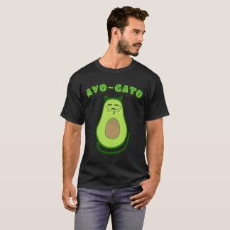 Camiseta Meow do gatinho de Avogato bonito
