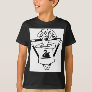 Camiseta Mercadoria de WASM
