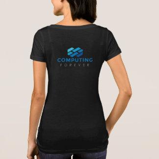Camiseta Mercadoria do t-shirt 3 das mulheres do