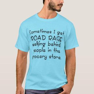 Camiseta Mercearia da raiva da estrada