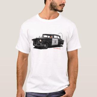 Camiseta Mercury-monterey-estrada-patrulha-car 1957