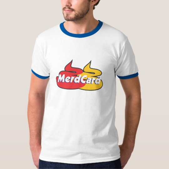 Camiseta Merd Card Mundo Canibal