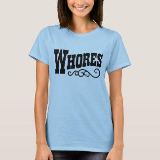Camiseta Meretrizes