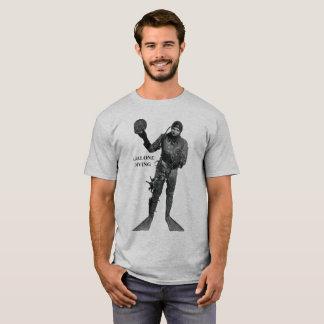 Camiseta Mergulhador comercial do olmo do vintage