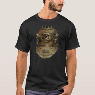Camiseta Mergulhador do crânio