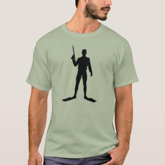 Camiseta Mergulhador Steve
