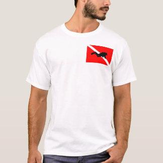 Camiseta Mergulhadores T