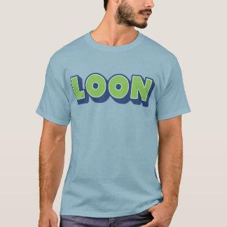 Camiseta Mergulhão-do-norte, dialecto Doric, menino,