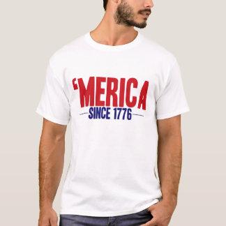 Camiseta 'MERICA, desde 1776 t-shirt
