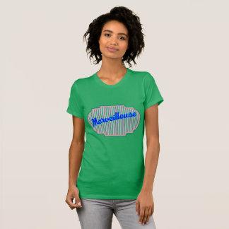 "Camiseta Merveilleuse ""mulheres maravilhosas """