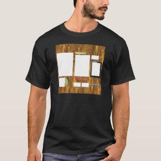 Camiseta Mesa de escritório
