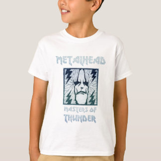 Camiseta Mestrado do trovão