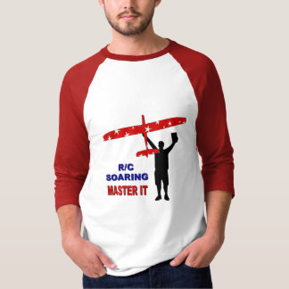 Camiseta Mestre crescente de R/C ele