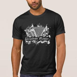 Camiseta Mestre do acordeão