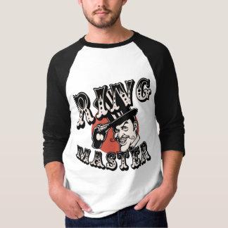 Camiseta Mestre do anel