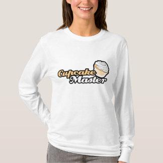 Camiseta Mestre do cupcake